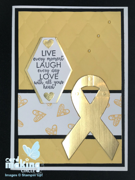 children's cancer card