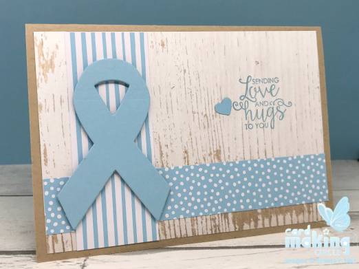 Cancer cards Card for prostate cancer