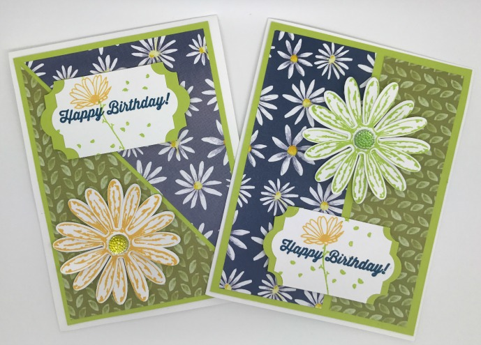 More daisy cards