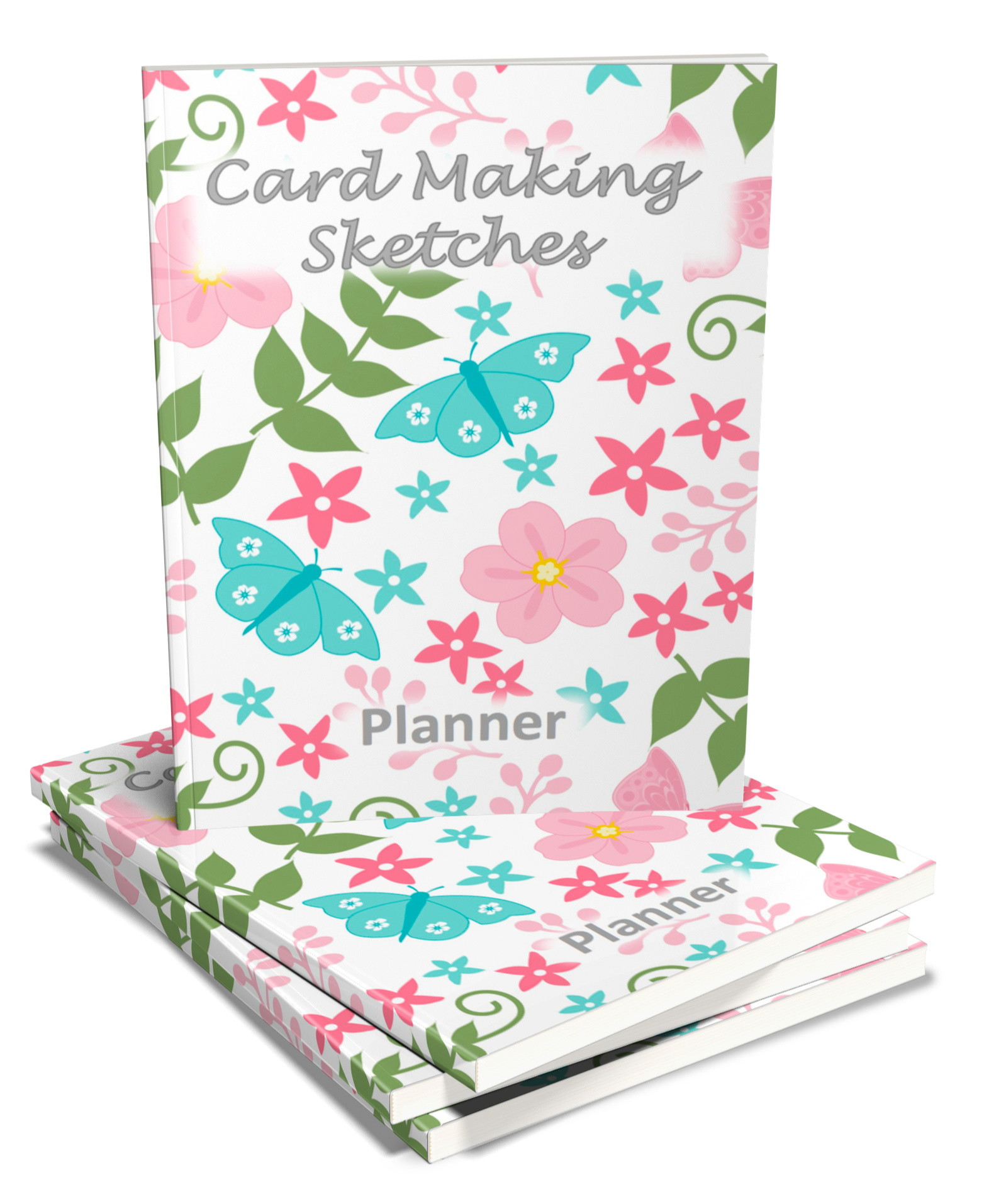 card making sketches - planner
