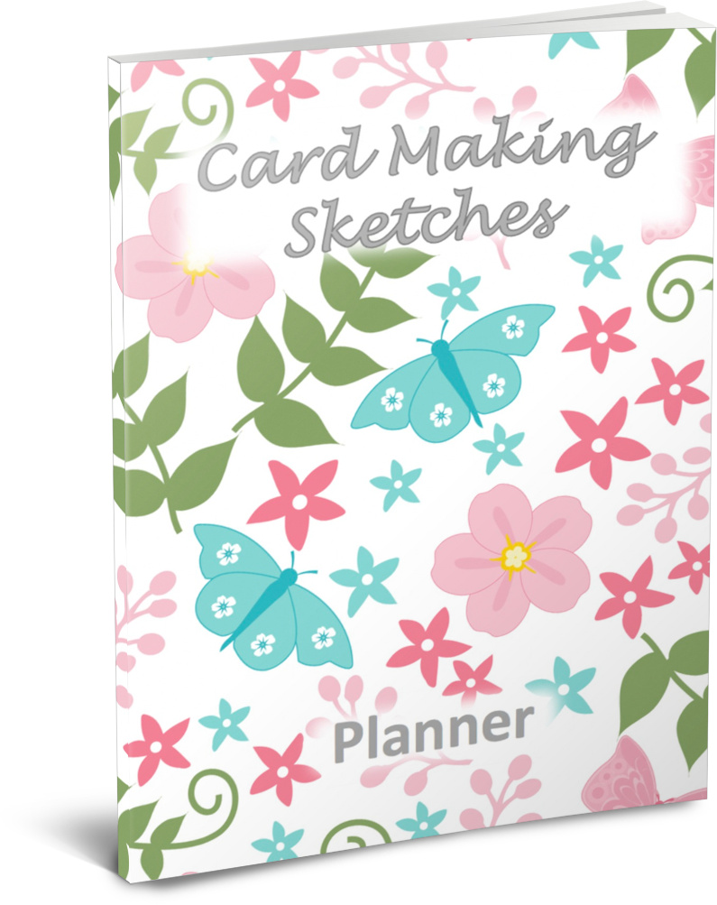 Card Making Sketches Planner